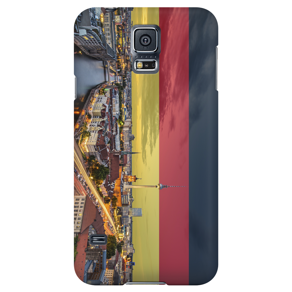 Berlin Skyline Protective Phone Case
