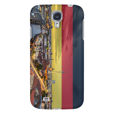 Berlin Skyline Protective Phone Case - Nation Love