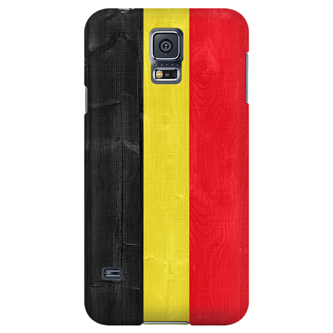 Belgium Flag Protective Phone Case