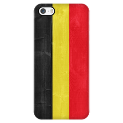 Belgium Flag Protective Phone Case - Nation Love