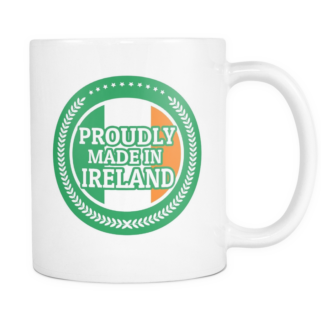 Made in Ireland 11oz Mug