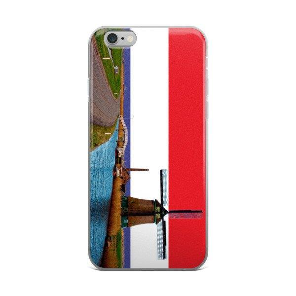 Dutch Landscape Protective iPhone Case - Nation Love