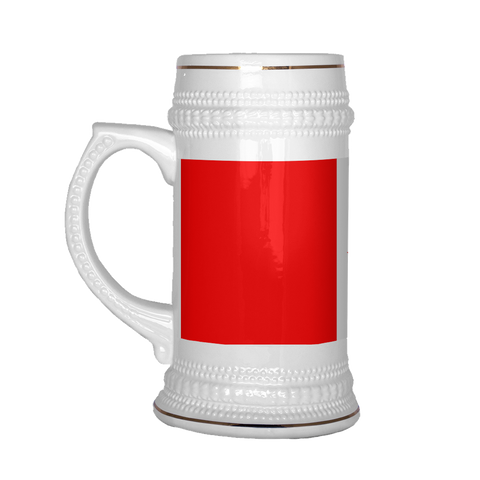 Canadian Coat of Arms 22oz Beer Stein