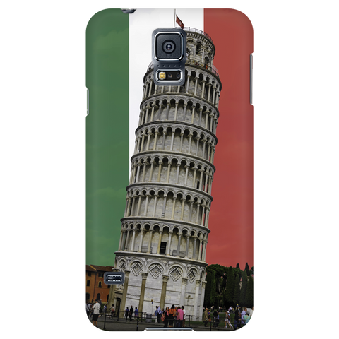 Leaning Tower of Pisa Protective Phone Case