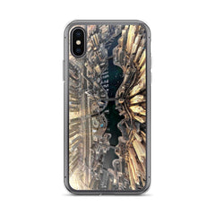 Dubai Bird's Eye View Protective iPhone Case - Nation Love