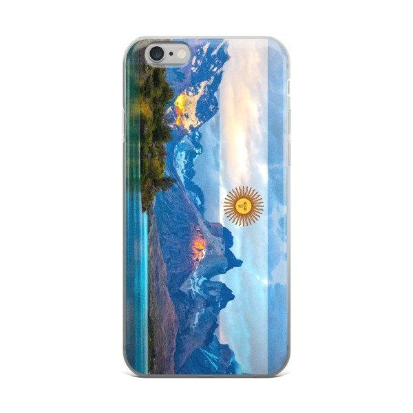 Argentina Landscape Protective iPhone Case - Nation Love