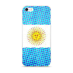 Argentinian Flag Protective iPhone Case - Nation Love