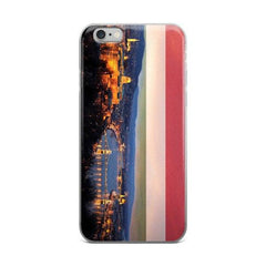 Budapest Skyline Protective iPhone Case - Nation Love