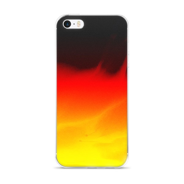 German Flag Protective IPhone Case - Nation Love