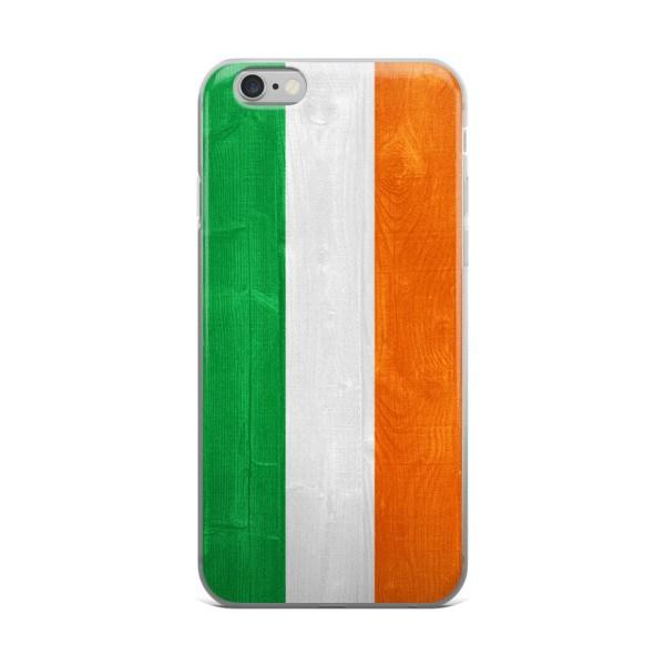 Irish Flag Protective iPhone Case - Nation Love