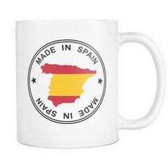 Made in Spain 11oz Mug