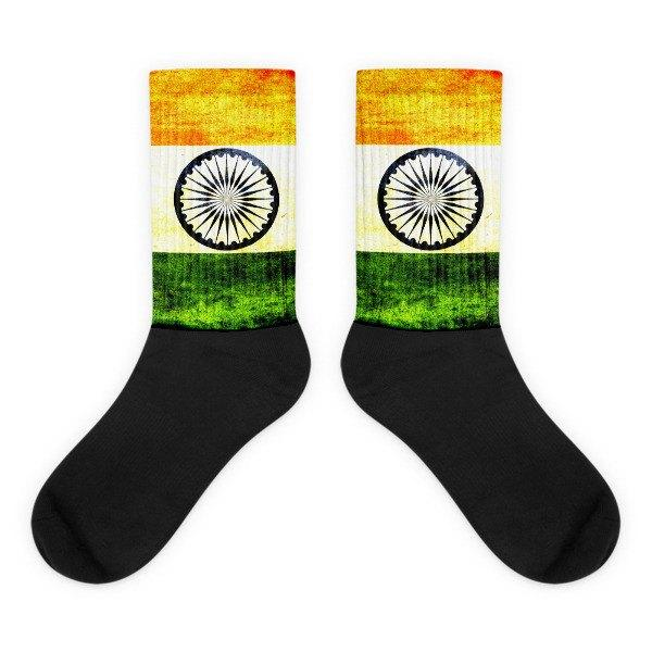 Socks - Indian Flag Socks