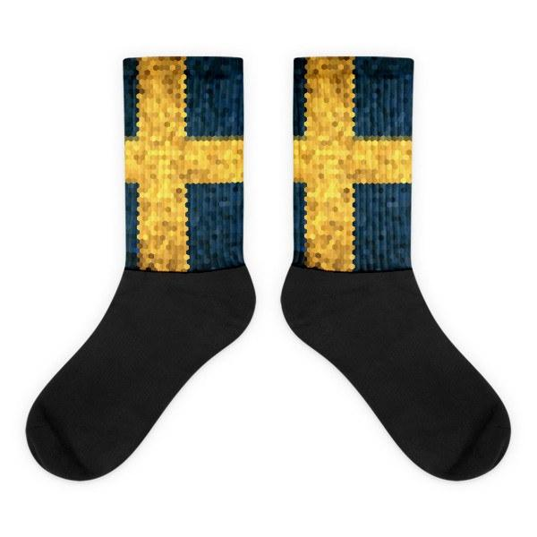 Socks - Swedish Flag Socks