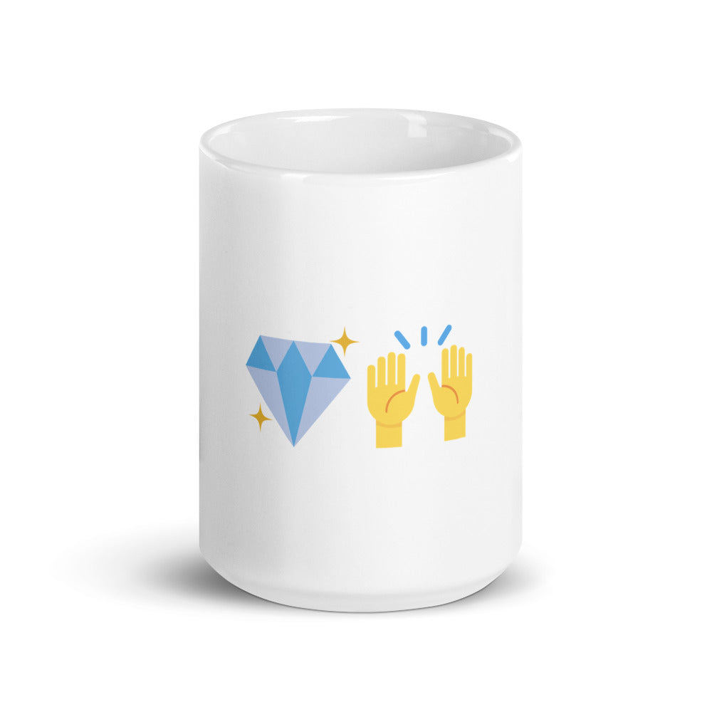 Diamond Hands Mug