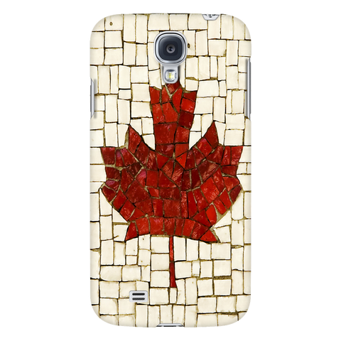 Canadian Flag Protective Phone Case