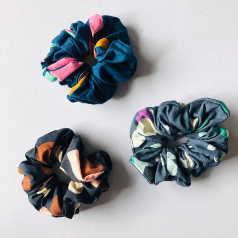 Set of three Scrunchies