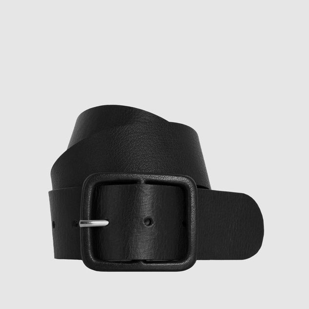 Queen Anne Belt Black