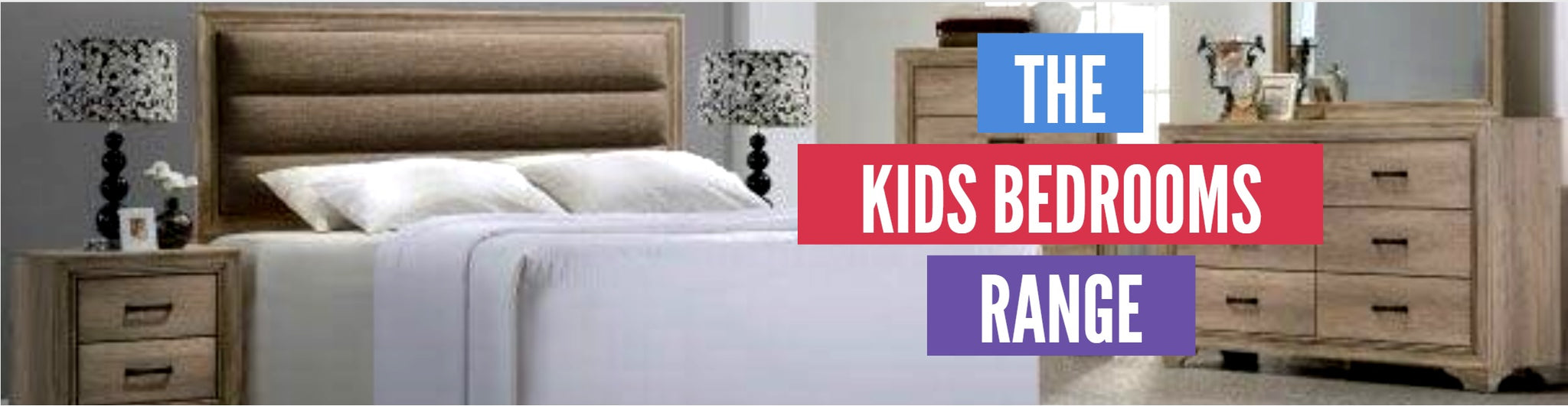 Kids Bedroom & Couches