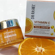 Load image into Gallery viewer, Vitamin C Brightening and Anti Aging Face Cream