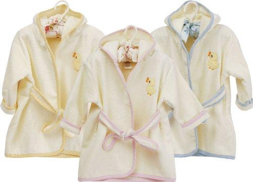 Baby Bath Gowns-100% Cotton