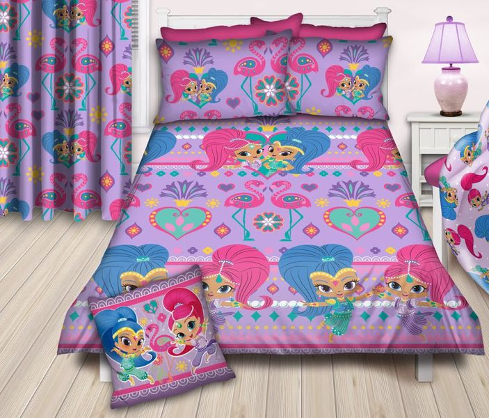 Simmer & Shine Kids Duvet Sets