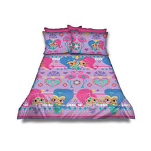 Load image into Gallery viewer, Simmer & Shine Kids Duvet Sets