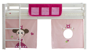 FLEXA PRINCESS 5 Piece Play Curtains