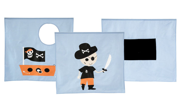 FLEXA PIRATE Play Curtains For Mid & High Sleepers