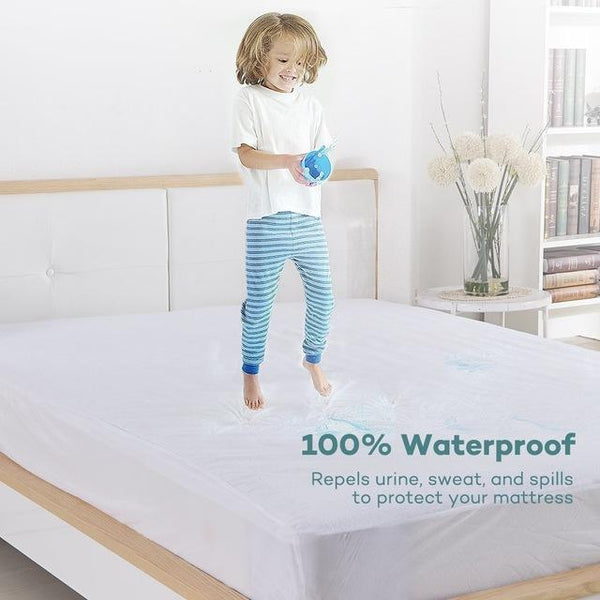Waterproof Mattress Protector-QUEEN