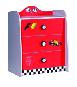F1 Chest of Drawers
