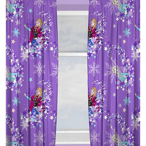 FROZEN Kids Curtains (Lined&Unlined)