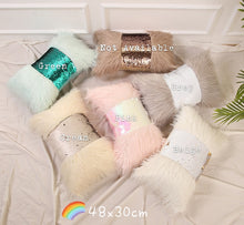 Load image into Gallery viewer, Sequin Rectangle Pillow