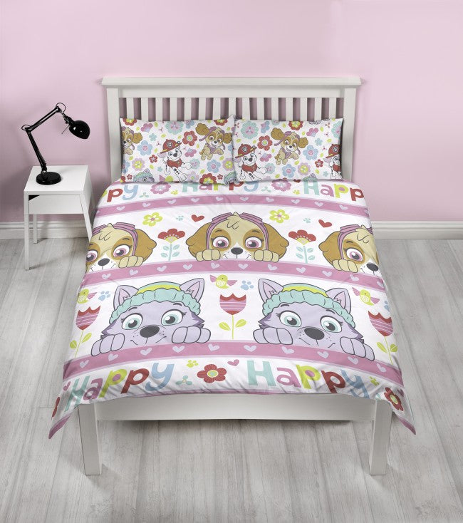 Paw Patrol Kids Duvet Sets - Girls