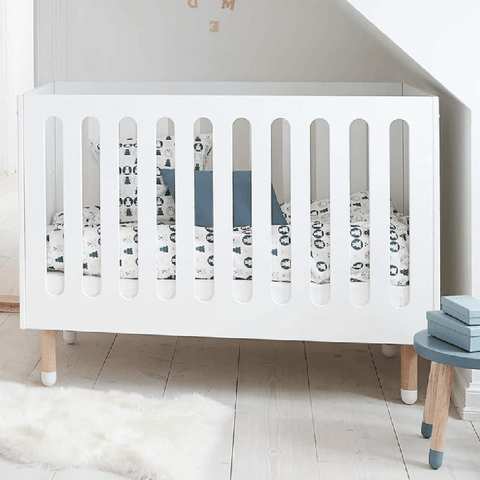 Baby Play Cot Bed