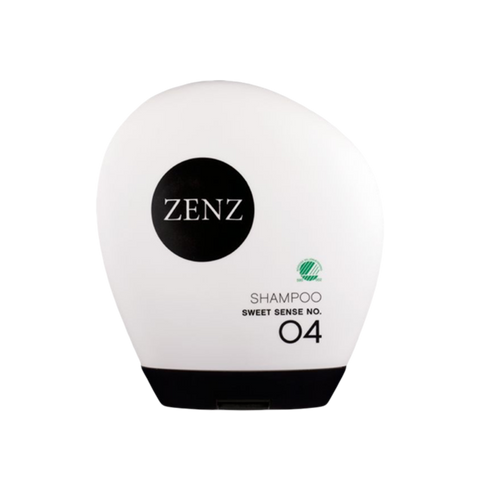Zenz No.04 Sweet Sense Shampoo for Normal Hair (Fresh Scent of Mandarin)