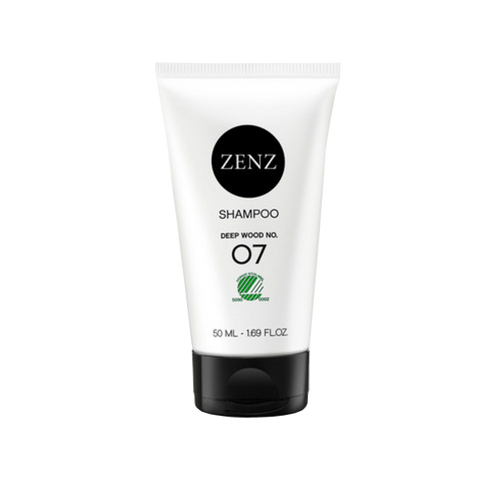 Zenz No.07 Deep Wood Shampoo for Dry/Damaged Hair (Scent of Sandalwood)