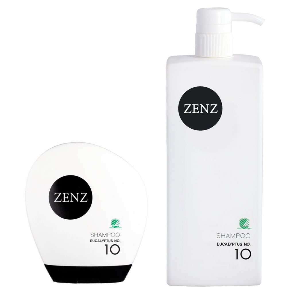 Zenz No.10 Eucalyptus Shampoo for Greasy Hair