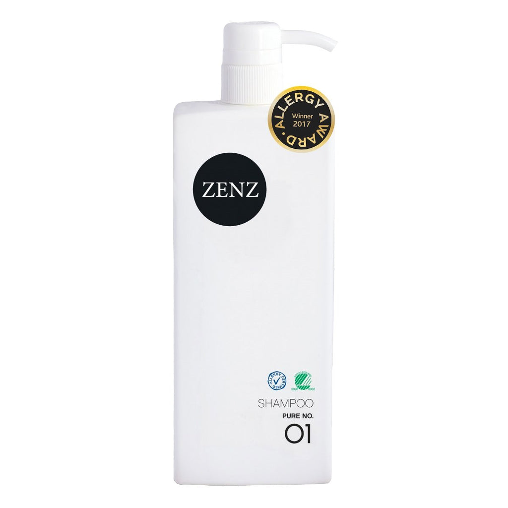 Zenz No.01 Pure Shampoo for Normal / Sensitive Hair 785mL