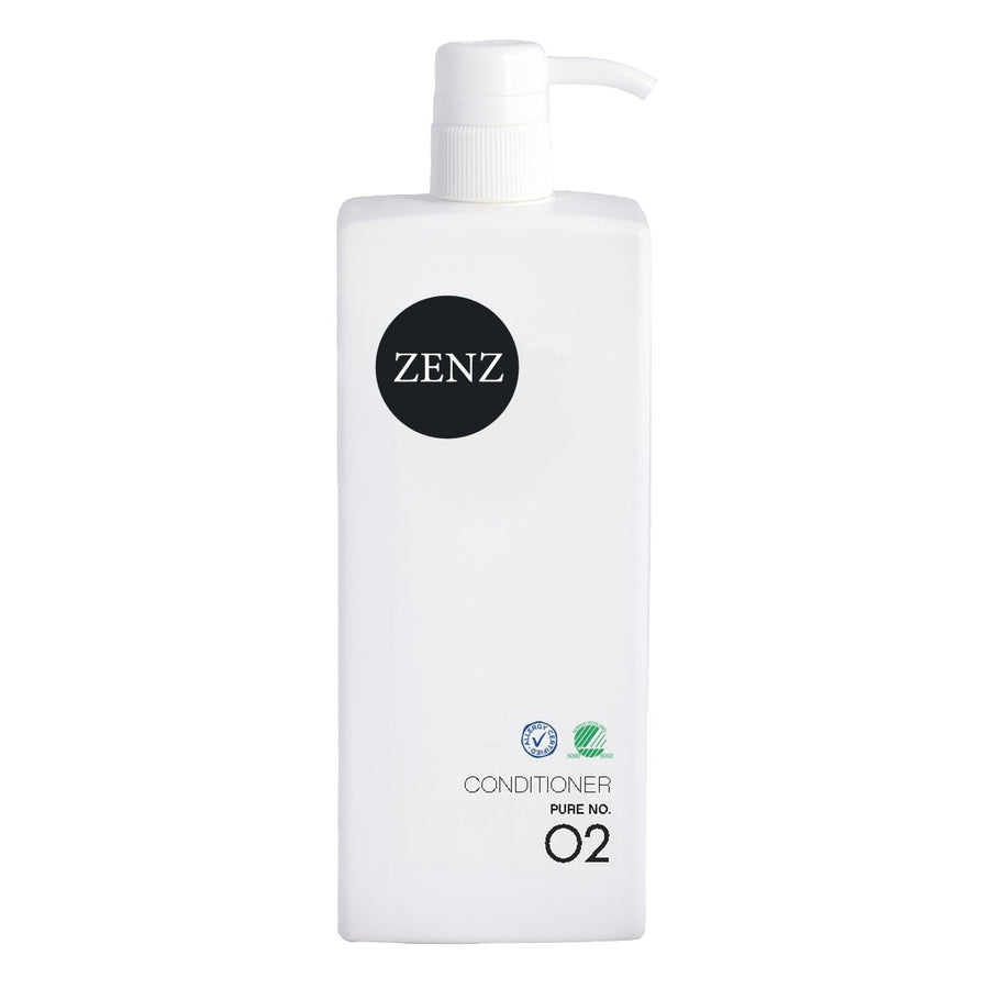 Zenz No.02 Pure Conditioner for Normal / Sensitive Hair 785mL