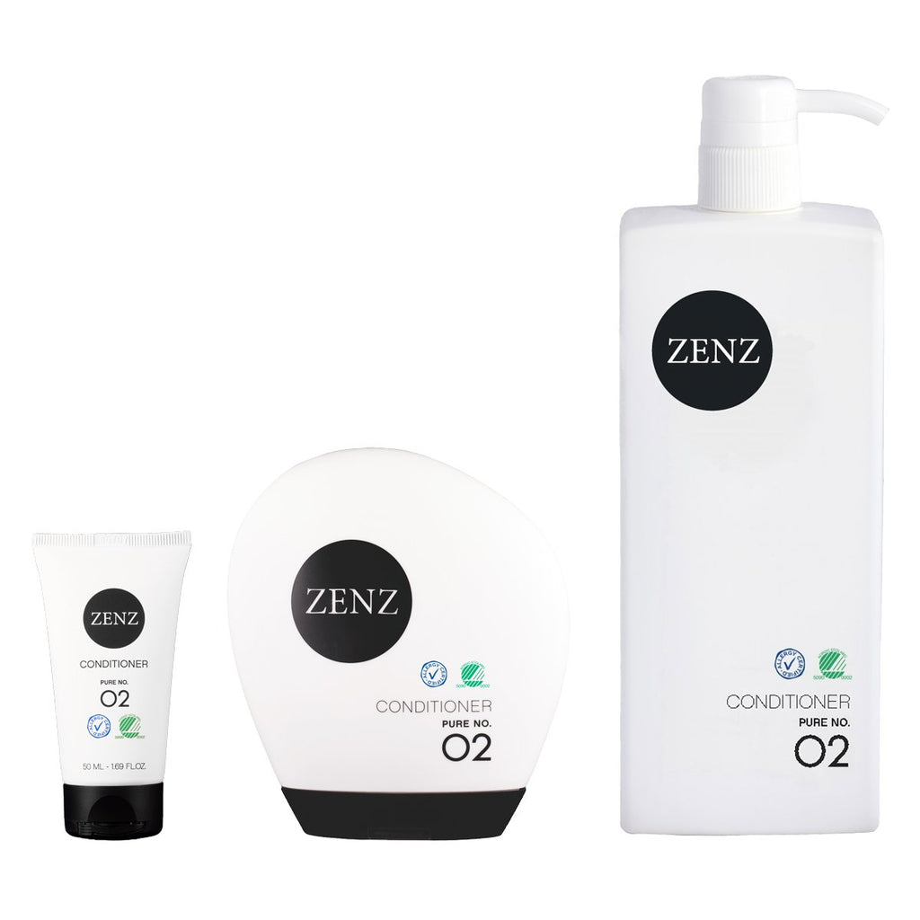Zenz No.02 Pure Conditioner for Normal / Sensitive Hair