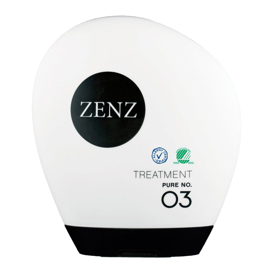 Zenz No.03 Pure Treatment for All Hair Type 250mL