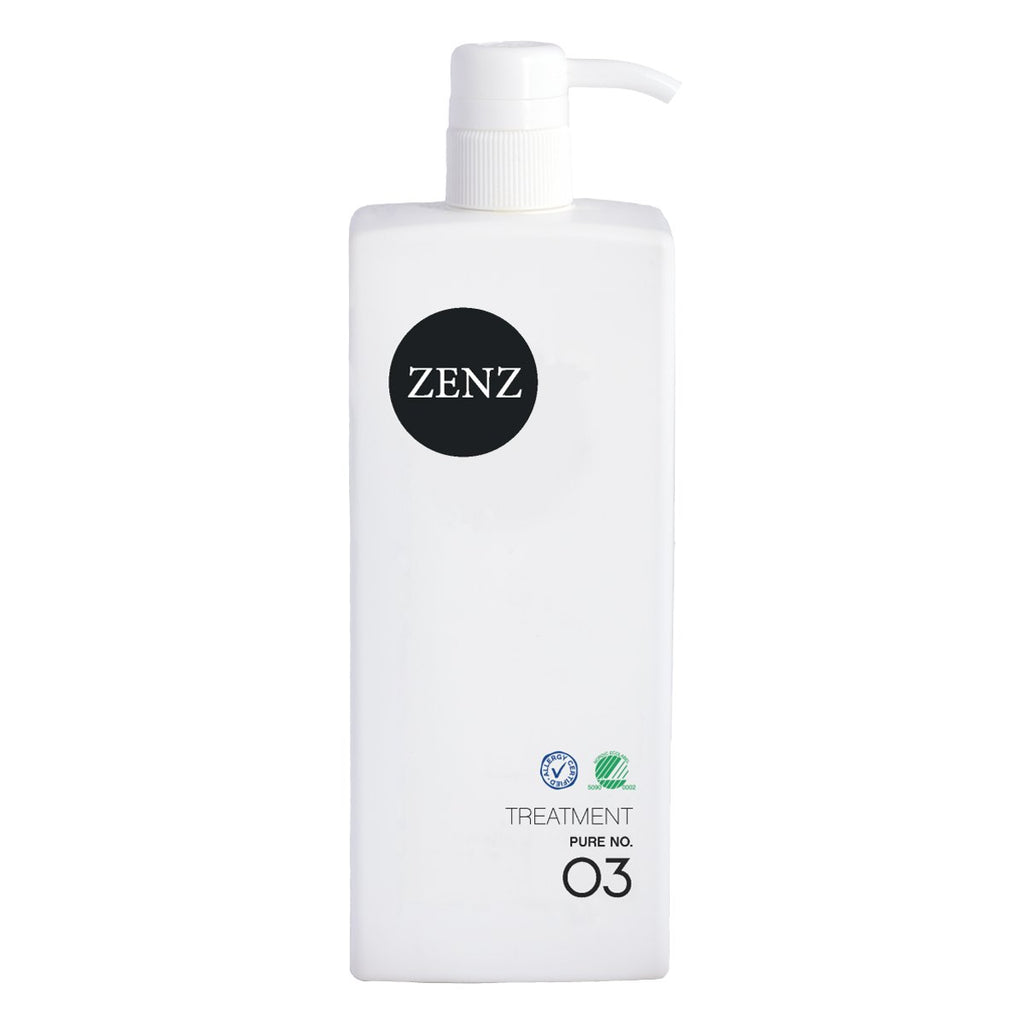 Zenz No.03 Pure Treatment for All Hair Type 785mL