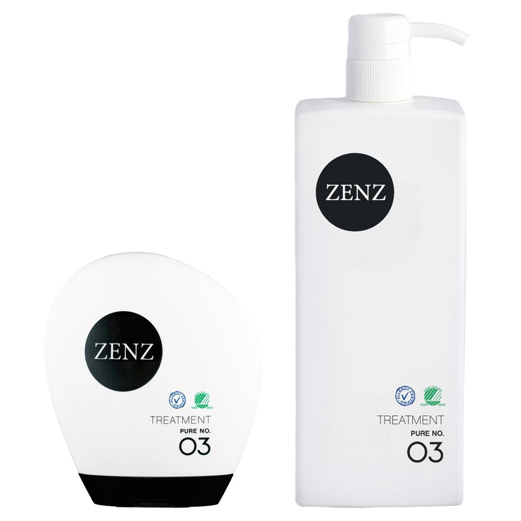 Zenz No.03 Pure Treatment for All Hair Type