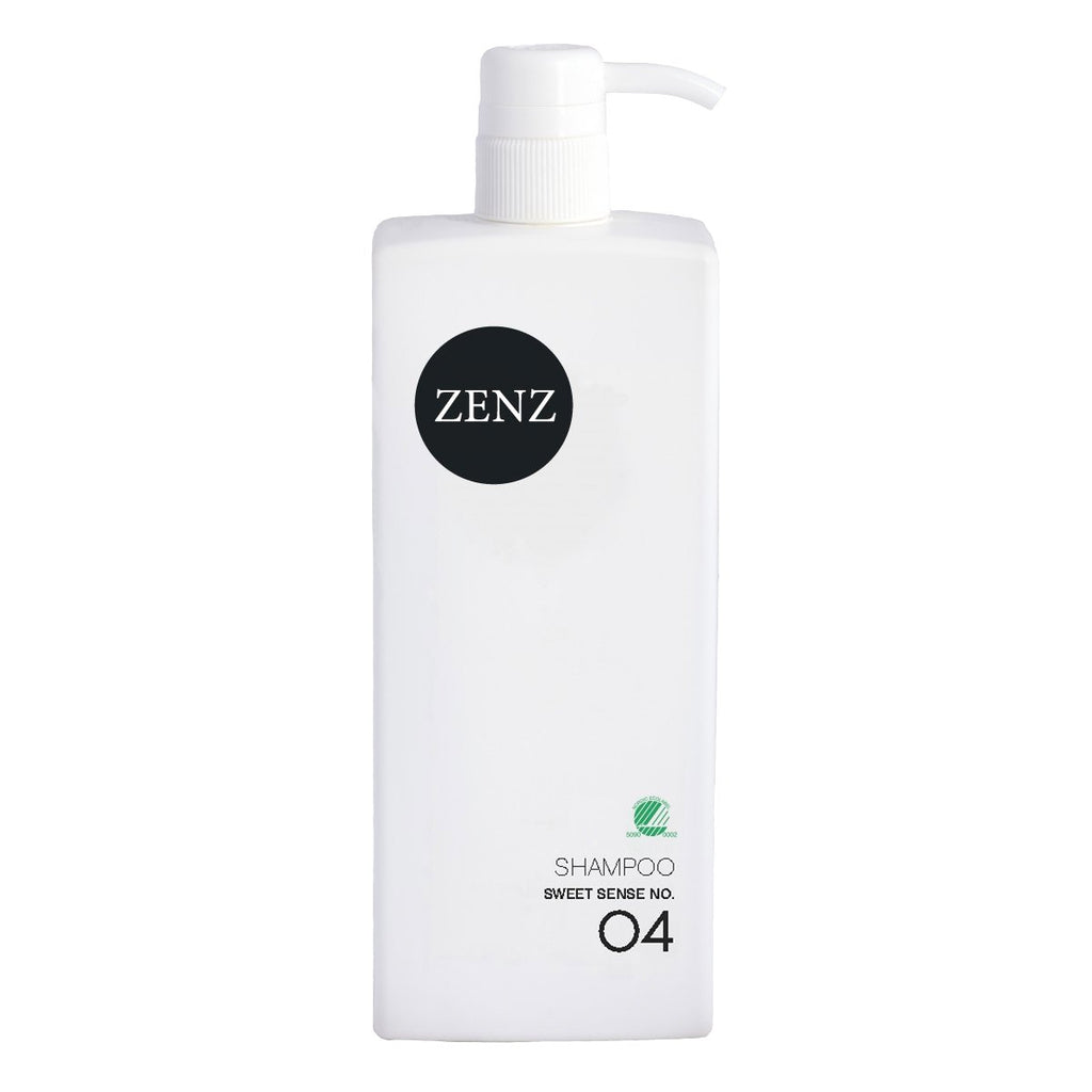 Zenz No.04 Sweet Sense Shampoo for Normal Hair-Fresh Scent of Mandarin 785mL