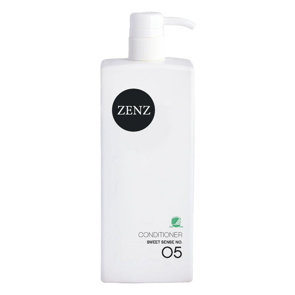 Zenz No.05 Sweet Sense Conditioner for Normal Hair-Scent of Mandarin 785mL