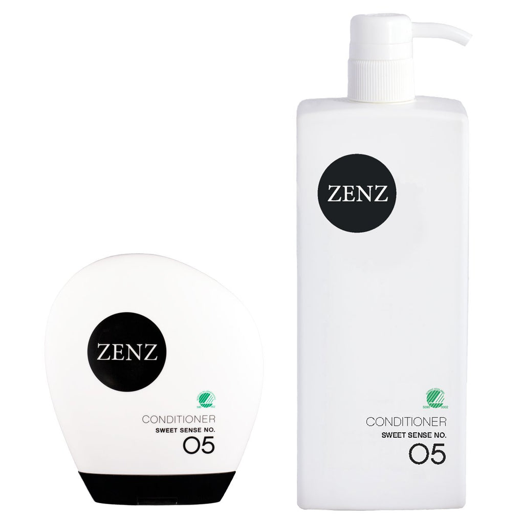 Zenz No.05 Sweet Sense Conditioner for Normal Hair-Scent of Mandarin