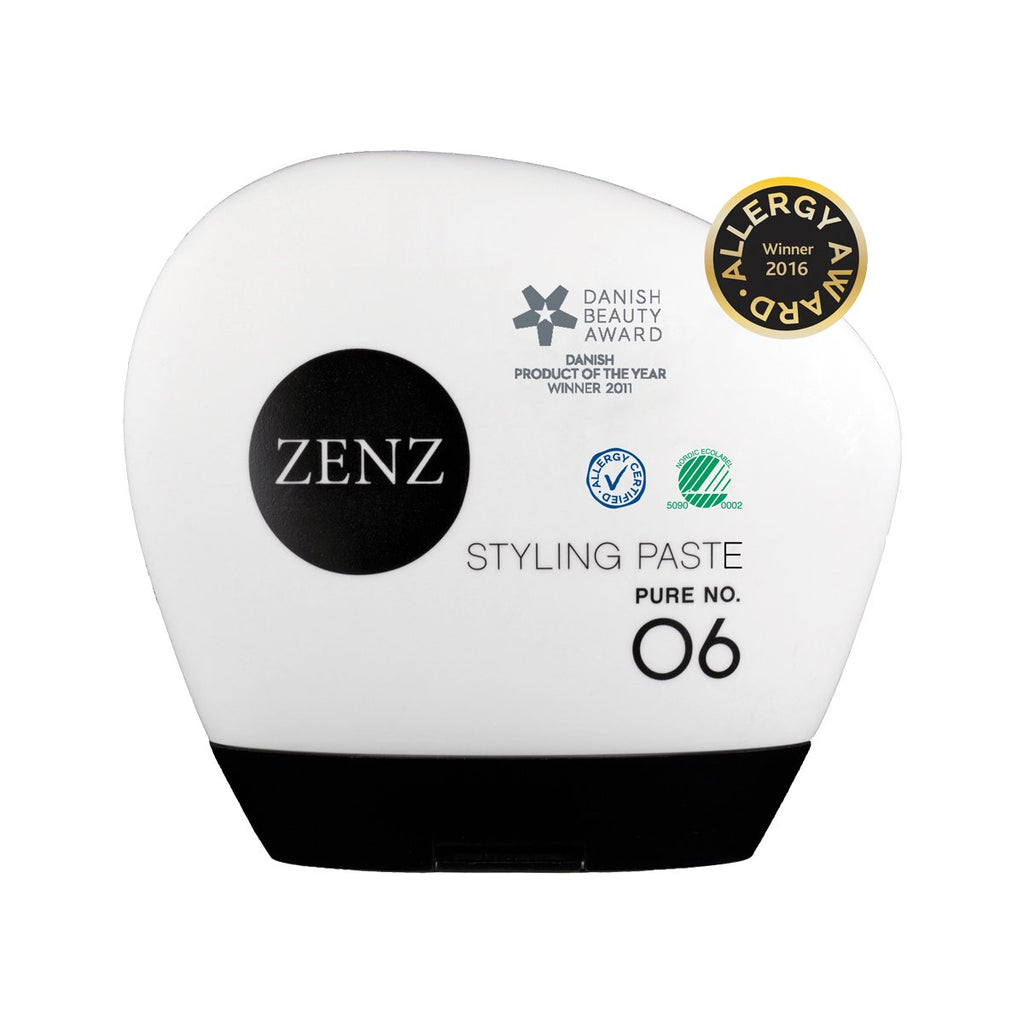 Zenz No.06 Pure Styling Paste for All Hair Type
