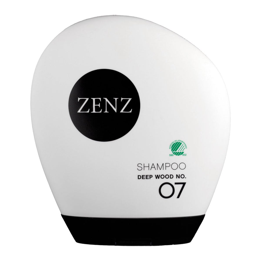 Zenz No.07 Deep Wood Shampoo for Dry / Damaged Hair 250mL