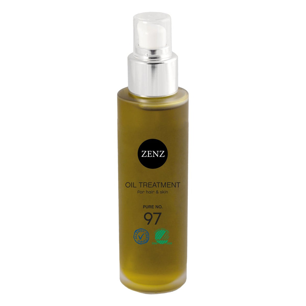 Zenz No.97 Pure Oil Treatment for All Hair Type