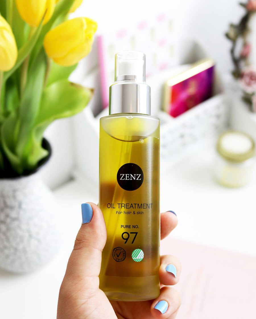 No.97 Pure Oil Treatment for All Hair Type